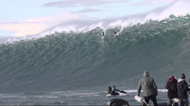 The Best Big Waves of the Last 12 Months