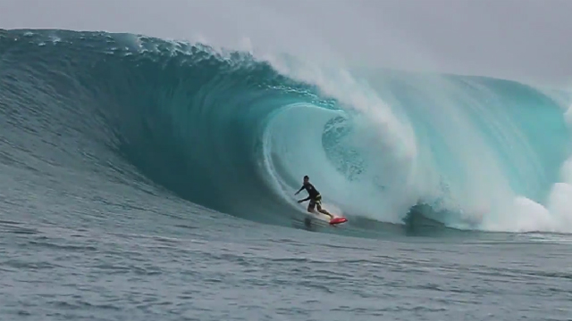 Secret Indonesian Race Track Barrels – Breaking Point
