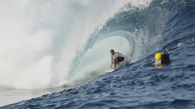 Sebastian Zeitz Free Surfing from California to Teahupo'o
