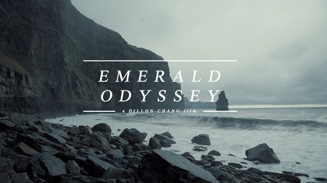 Courtney Conlogue in Emerald Odyssey Ireland