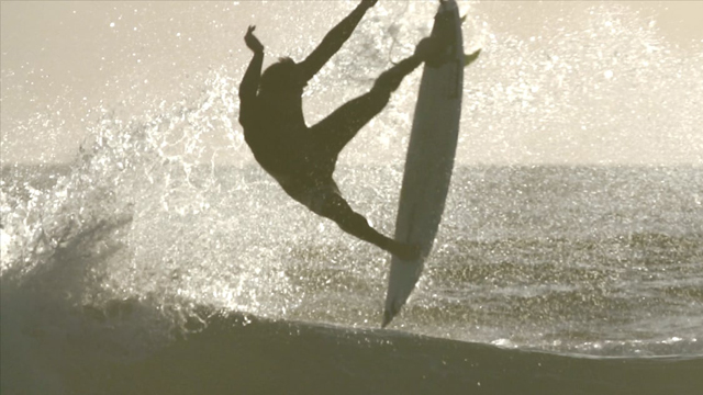 Dane Zaun Surfing Los Angeles in Source