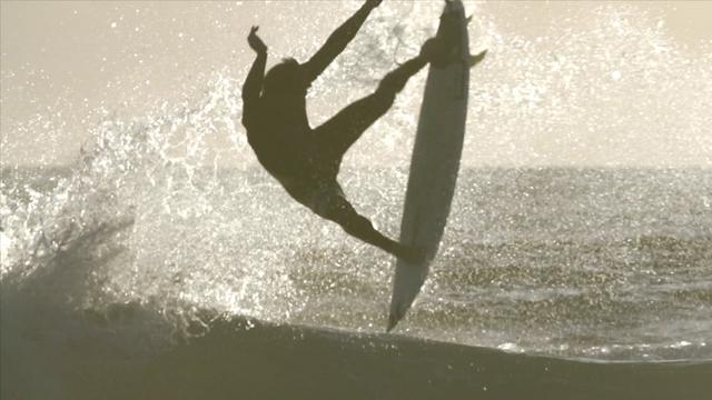 Dane Zaun Surfing Los Angeles in Source