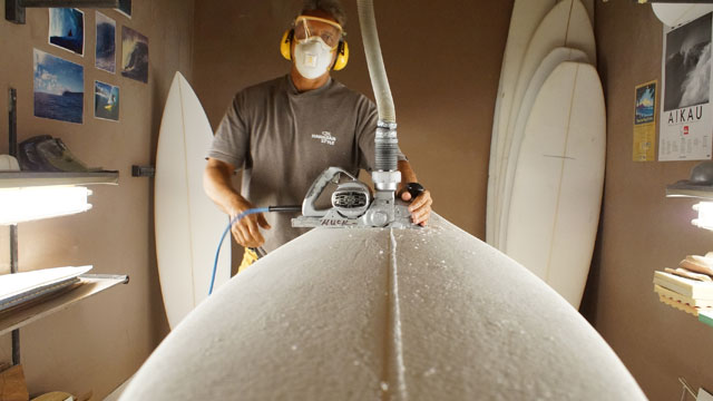 How to Make a Surfboard