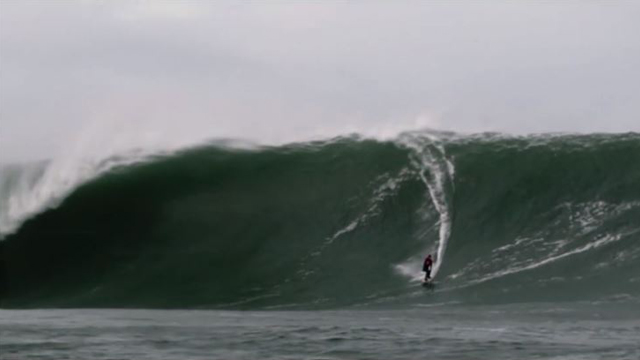 Ireland Big Wave Surfing at Mullaghmore Mincing Men