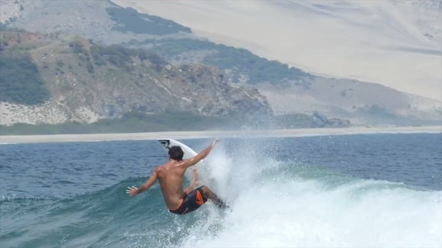 Jeremy Flores Shredding Mexico