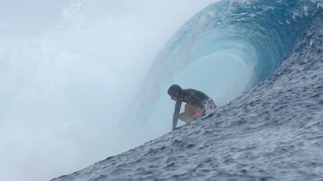 Jeremy Flores Says Thanks Tahiti