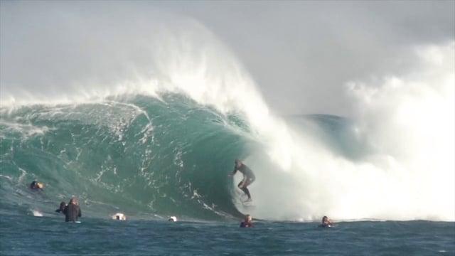 John John Florence Surfing Snapper Rocks & Margaret River