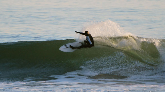 Kelly Slater Hits Longboarder at Rincon
