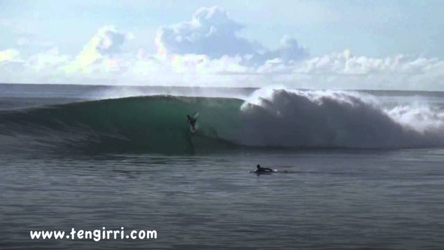 Perfection is Surfing Lances Right in the Mentawai Islands