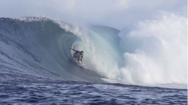 Matt Wilkinson is a Surfer Who Loves to Shred
