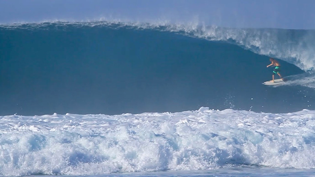 Pumping Mentawai Islands with Nate Behl & Ray Wilcoxen