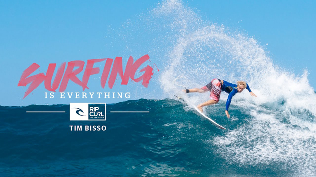 Surfing is Everything – Tim Bisso in the Mentawai Islands