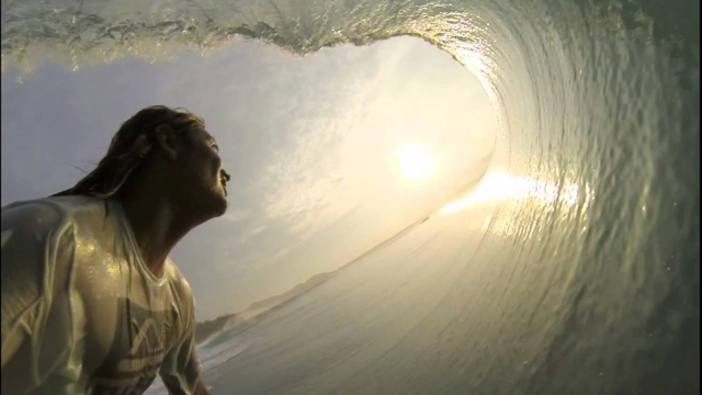 Mikala Jones Epic Barreling GoPro Adventure