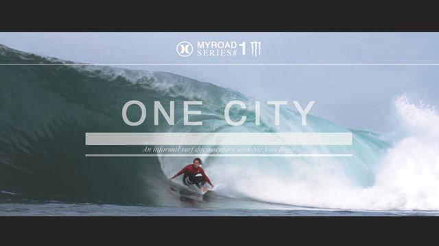 One City by Nic von Rupp