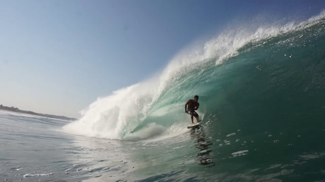 Puerto Escondido Turns it on Again