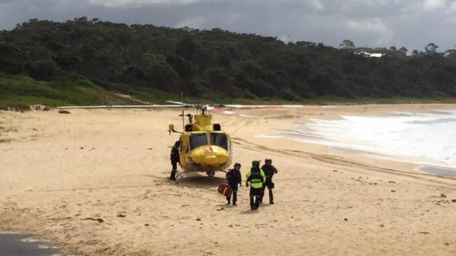 Shark Attack at Black Head Beach on the NSW Mid-North Coast