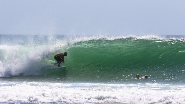 Surf Bingin in Bali