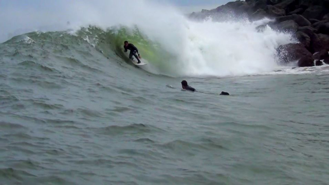 Fun Grinding Right Hand Point Break