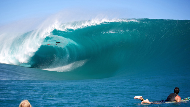 The Heaviest Wipeout in Surfing History