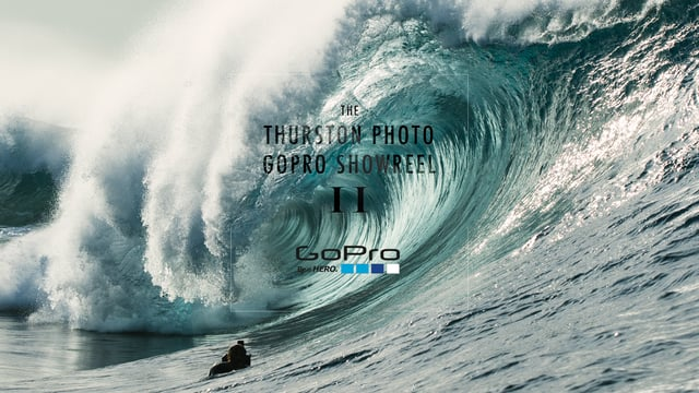 Thurston Photo Brings Out The Beauty in the Waves