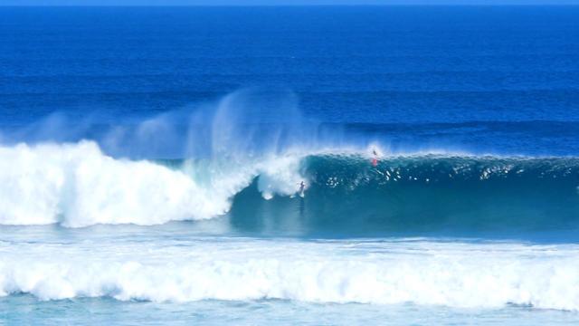 Uluwatu Big Wave Perfection