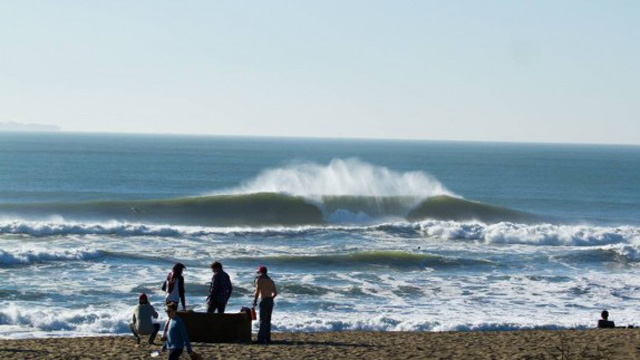 Central Coast Firing Monsters