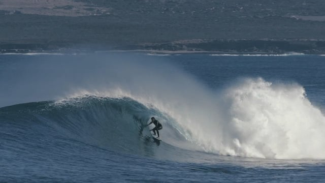 Creed McTaggart Searching for Uncrowded Australian Perfection