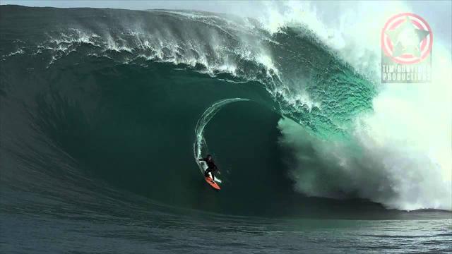 Dean Morrison Scores the Wave of His LIfe