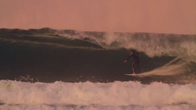 Jack Freestone Scores Winter Slabs & Beachies in Australia