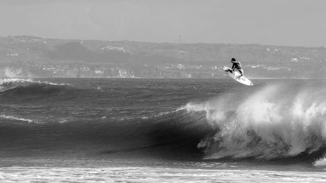 Julian Wilson Freesurfing is Always Spectacular