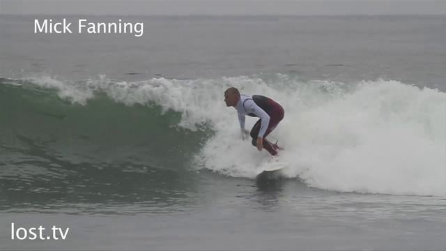 Mick Fanning Shows Us How to Shred Small Waves