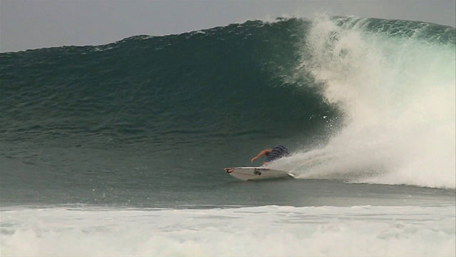 Mick Fanning in the Purest Surfing Video I think I've ever Seen