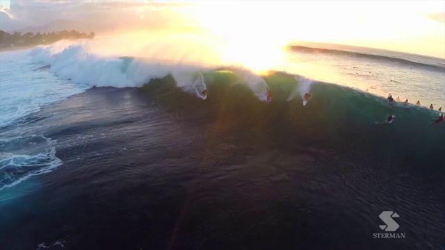 Beautiful Pipeline Drone Video