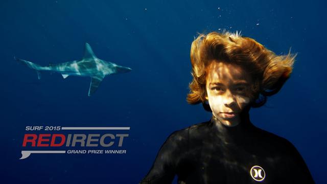 The Winner of the REDirect Surf Film Festival