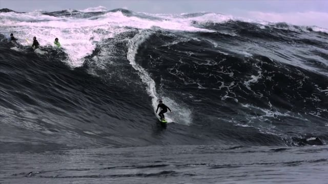 Epic Shipstern Bluff with Mikey Brennan
