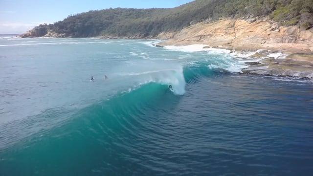 14 Seconds of Pure Pleasure in Tasmania