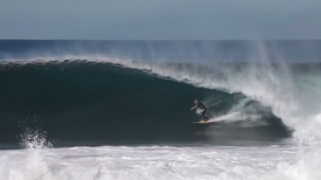 Surfing Mexican Monsters