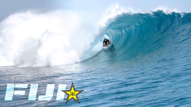 Team Rockstar Smashing Fiji