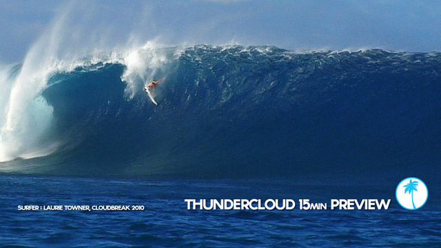 Thundercloud – Epic Preview from Cloudbreak's Sickest Day