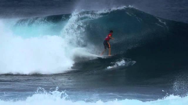 WSL Billabong Pro Tahiti 2015 Highlight Reel